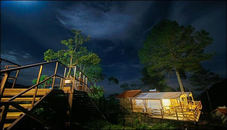 Kapitoo Glamping and Cafe Toraja Utara - exterior