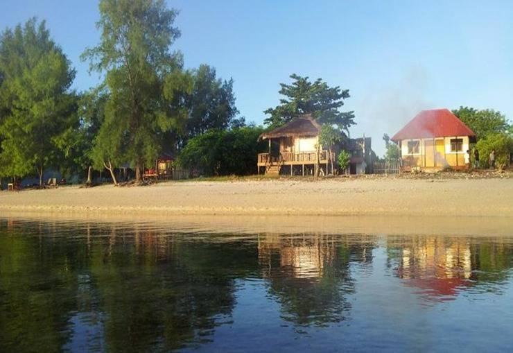 Nirvana Gili Sudak Resort Lombok - Eksterior