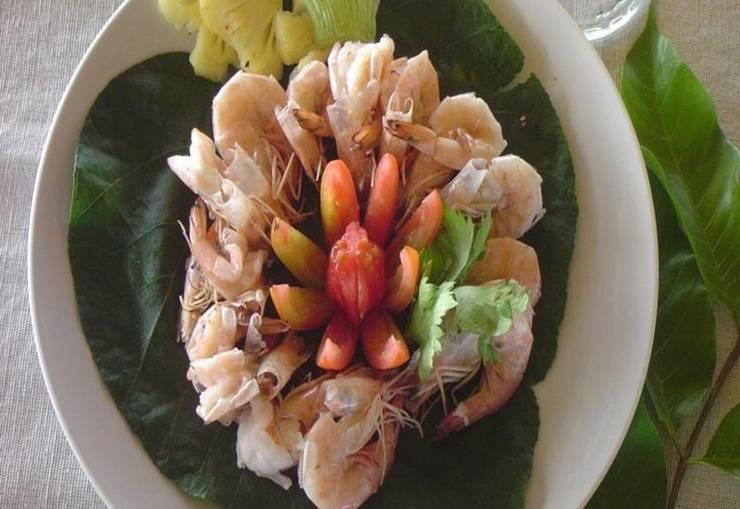 Nirvana Gili Sudak Resort Lombok - Makanan