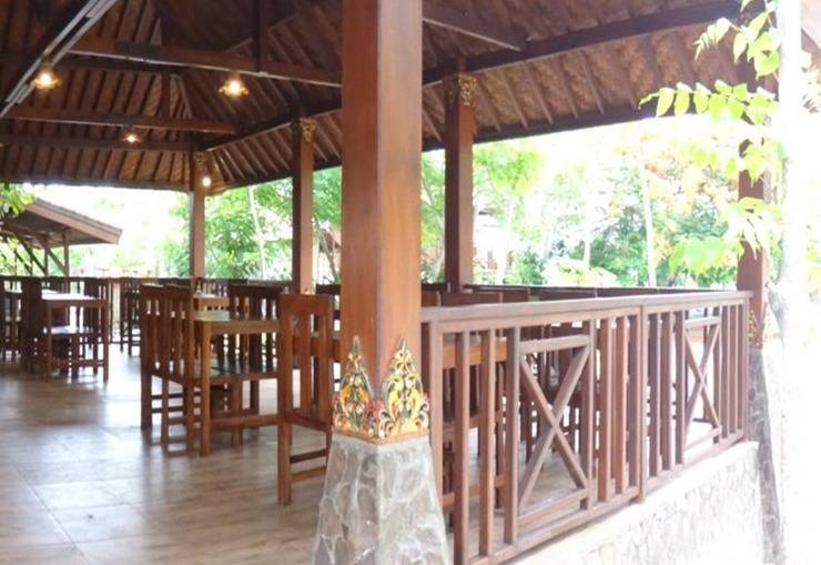 Nirvana Gili Sudak Resort Lombok - Restoran