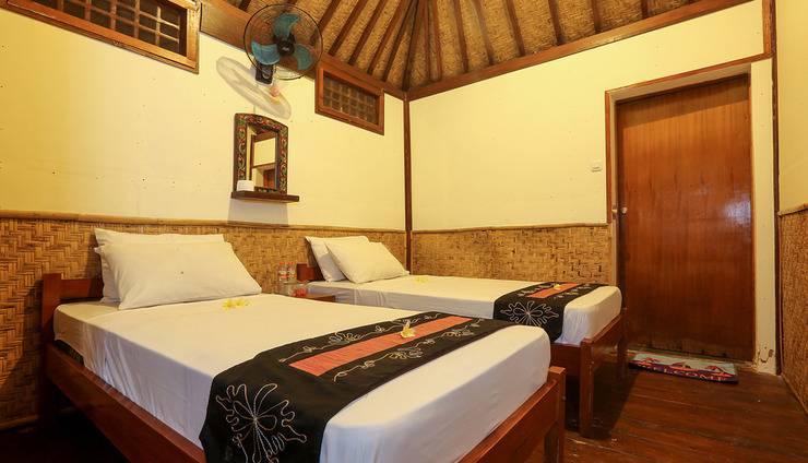 Nirvana Gili Sudak Resort Lombok - Standard Room