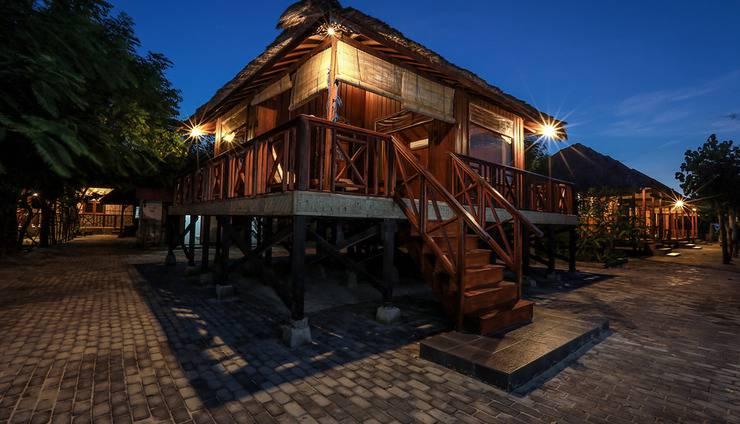 Nirvana Gili Sudak Resort Lombok - kamar family