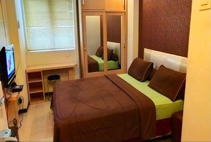 The Suites Metro Apartment By Faris Bandung - STUDIO