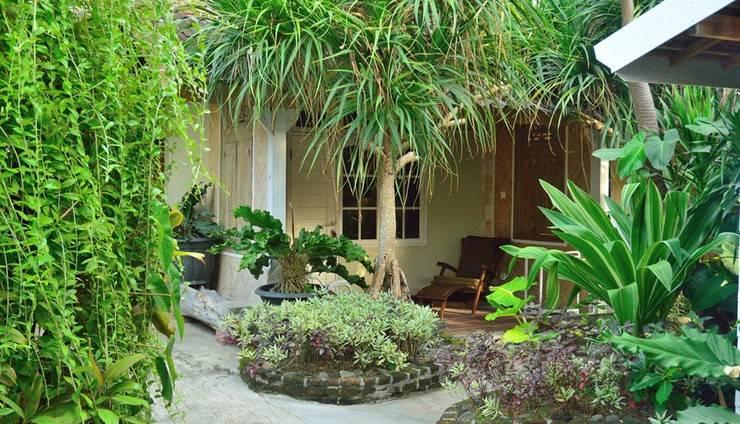 Nyima Inn Bali - Kamar Budget Taman