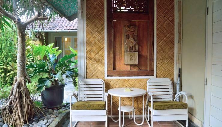Nyima Inn Bali - Teras