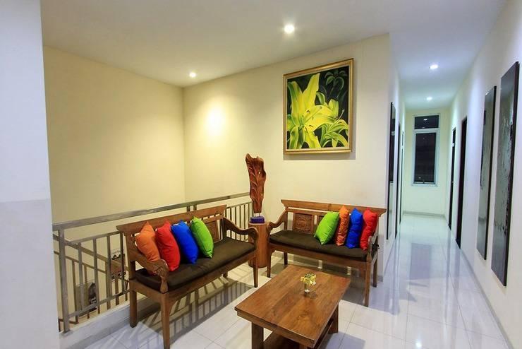 Summer Season Boutique Hotel Yogyakarta - Ruang tamu