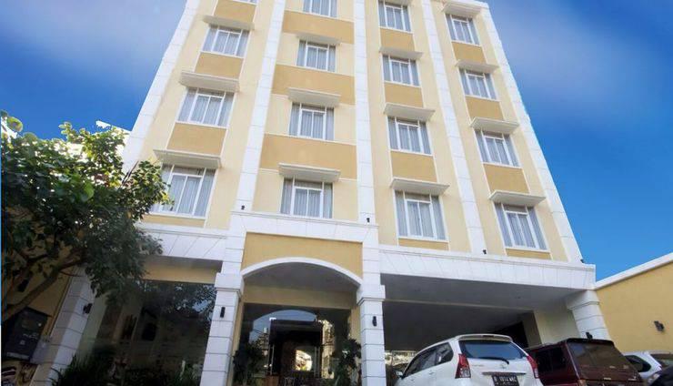 Summer Season Boutique Hotel Yogyakarta - TAMPAK LUAR