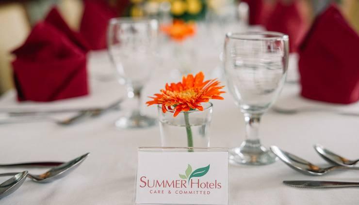 Summer Season Boutique Hotel Yogyakarta - restaurant