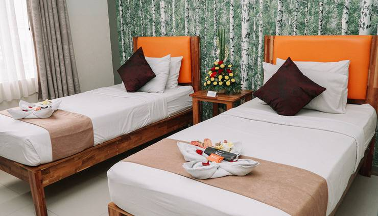Summer Season Boutique Hotel Yogyakarta - Twin Room
