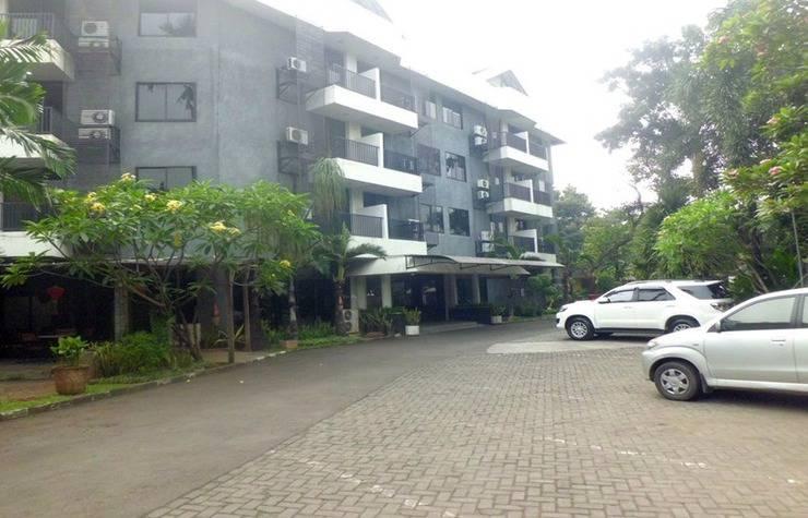 Shinju Apartment Cilandak - Eksterior