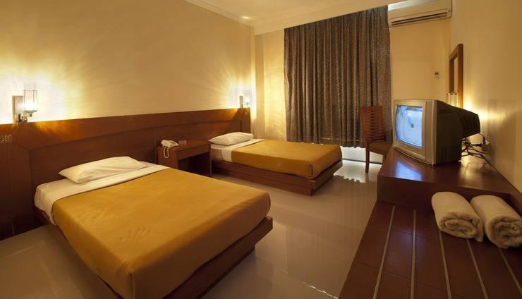 Hotel Bintang Solo - Deluxe Room