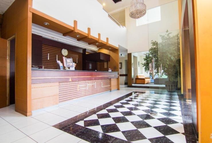 Hotel Bintang Solo - lobby