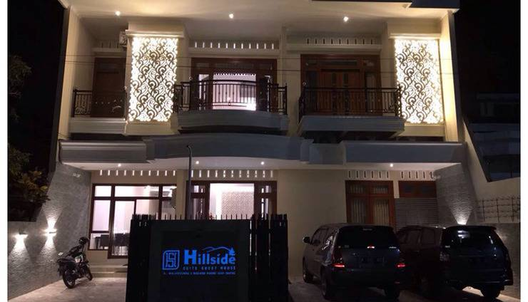 Hillside Suite Guest House Malang -