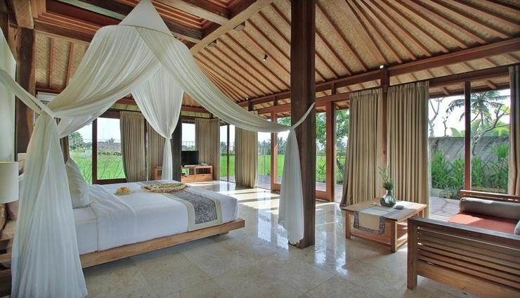 Kabinawa Villa Bali - Bedroom