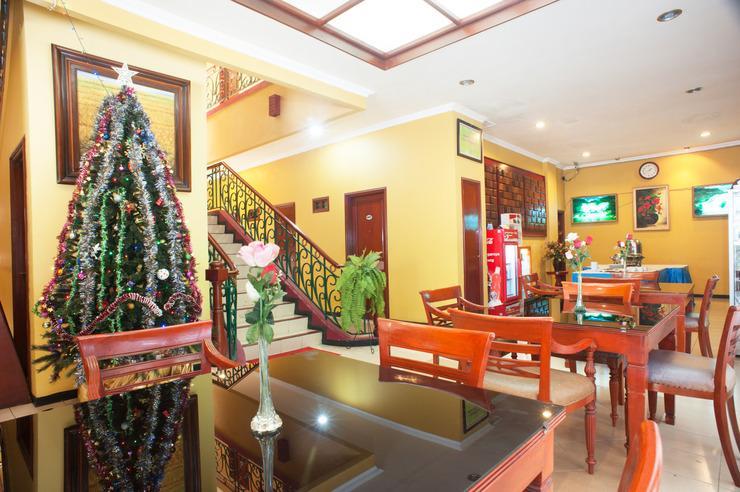 Airy Gubeng Kalibokor Surabaya - Restaurant