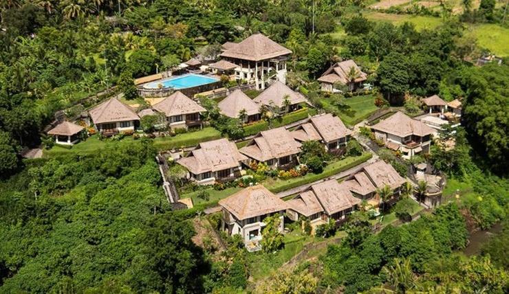Bali Masari Villas & Spa Sukawati - Exterior