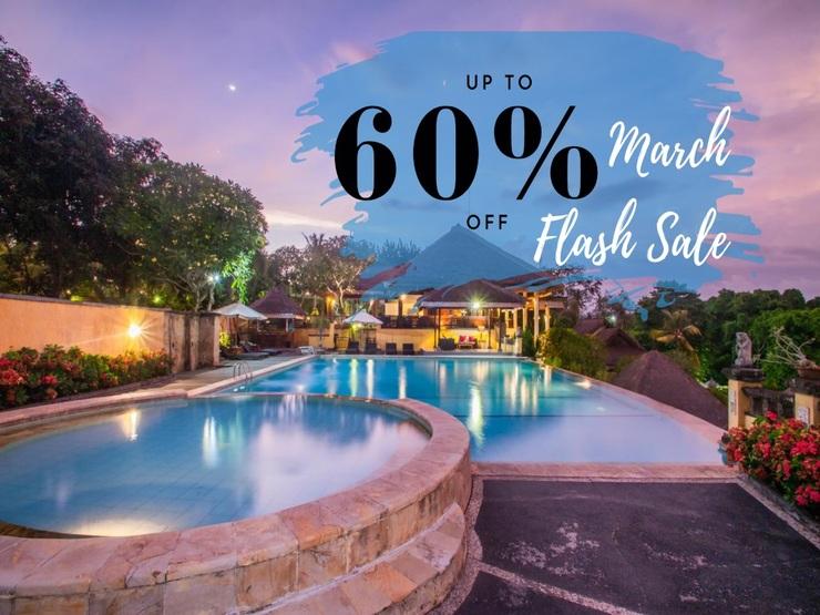 Bali Masari Villas & Spa Sukawati - outdoor pool