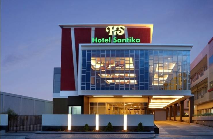 Hotel Santika Bengkulu - Exterior Hotel