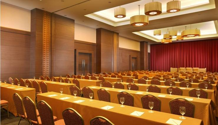 Hotel Santika Bengkulu - Ballroom