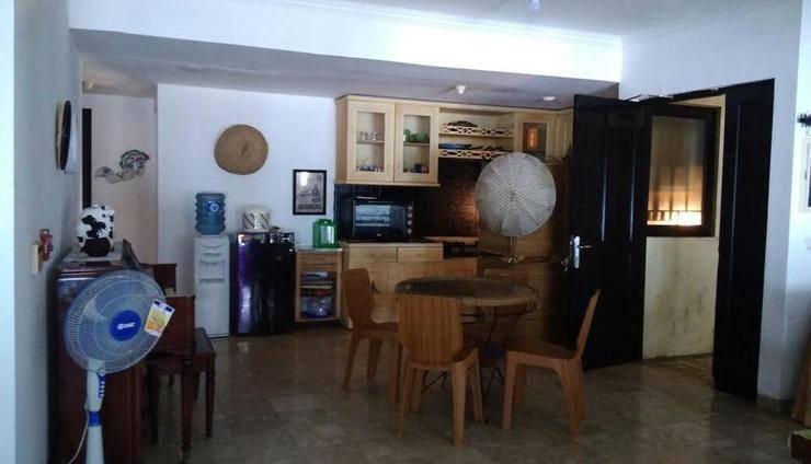 Kondominium Pantai Carita Selatan Pandeglang - Living room