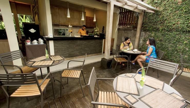 Pondok Sari Hotel Bali - Tempat Sarapan
