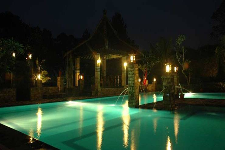 Desa Gumati Hotel Bogor - Swimming Pool