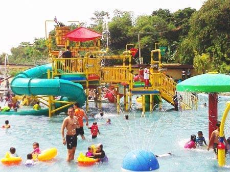Desa Gumati Hotel Bogor - Water Park