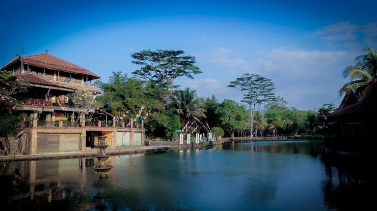 Desa Gumati Hotel Bogor - View Desa Gumati