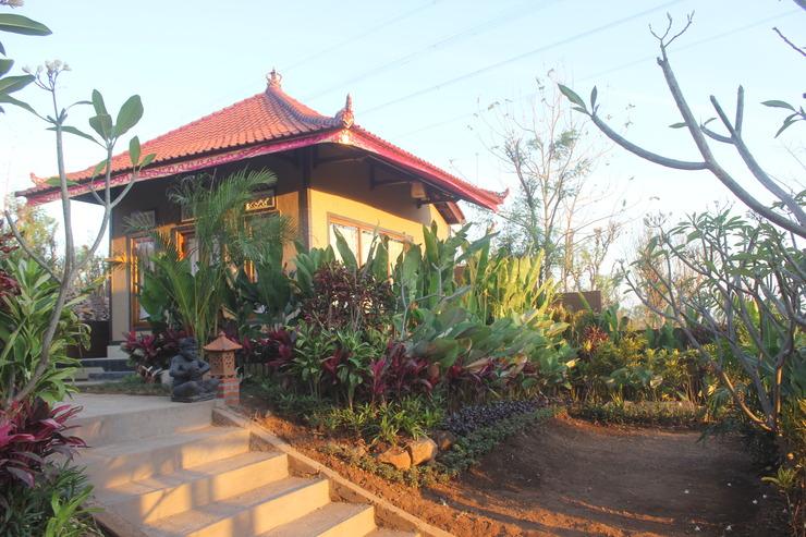 Eliska Sari Bungalows Bali - Facade