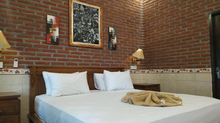 Eliska Sari Bungalows Bali - Bedroom