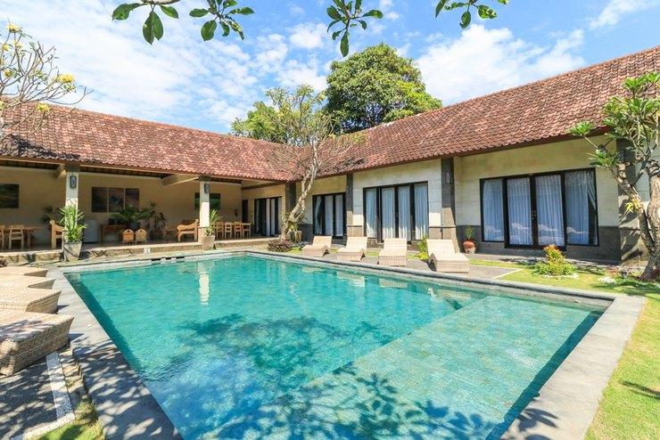 Bali Merita Villa Bali - Pool