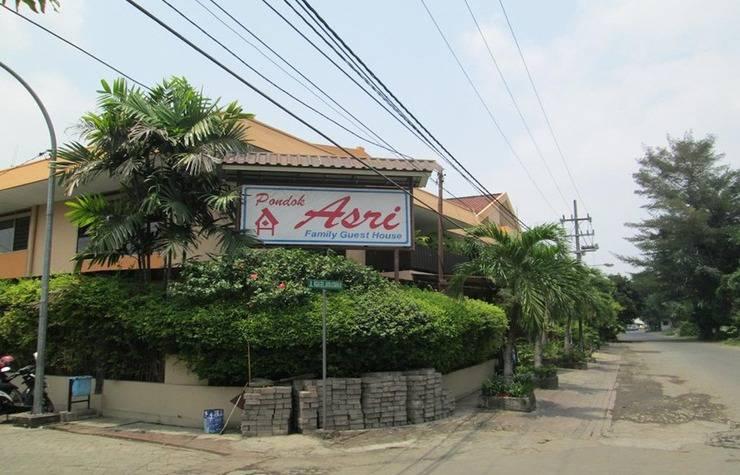 Pondok Asri Family Guest House Surabaya - eksterior