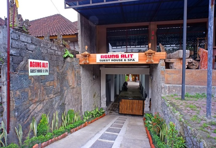 Agung Alit Guest House Bali - Exterior
