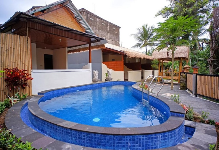 Agung Alit Guest House Bali - Pool
