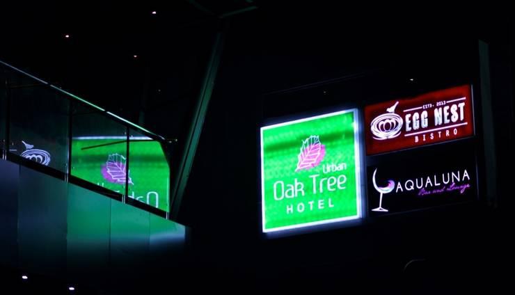 Oak Tree Mahakam Jakarta - Hotel Billboard