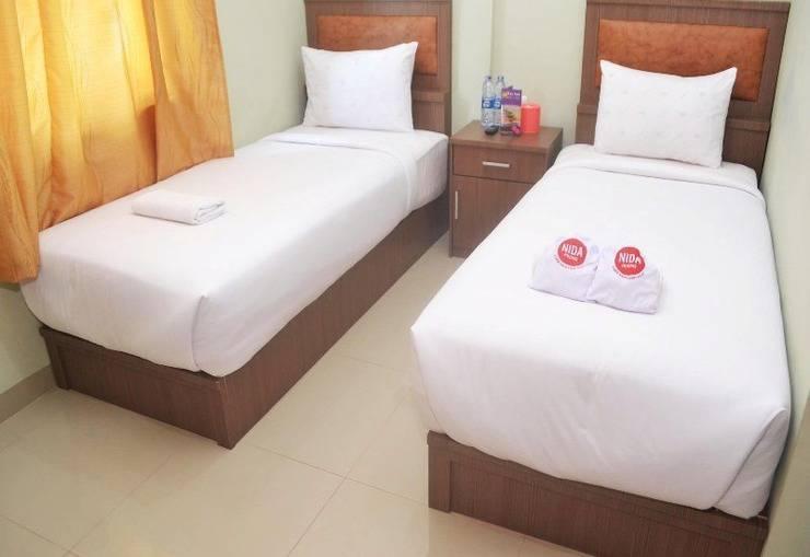 NIDA Rooms Tebing Tinggi Kompleks Nusa Deli Indah Medan - Kamar tamu