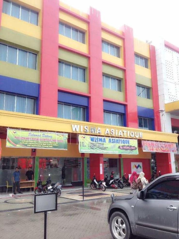 Wisma Asiatique Pekanbaru - Appearance