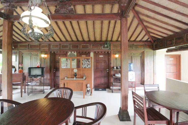 Airy Sardonoharjo Rejodani Yogyakarta - Lobby