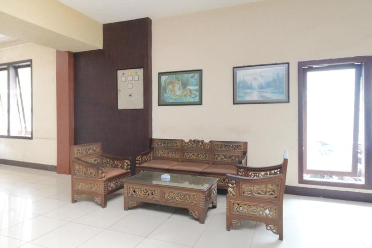 Airy Pahandut Halmahera 21 Palangkaraya - Lobby