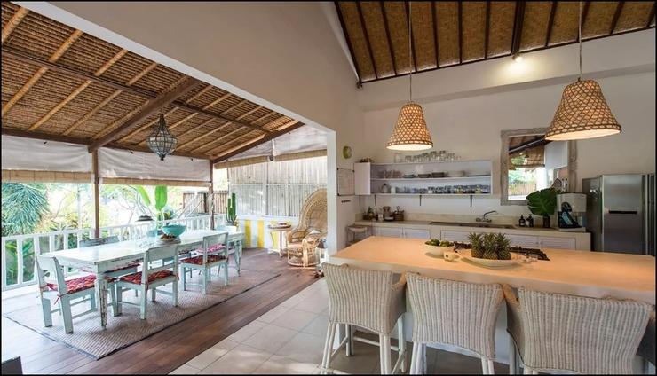 Villa Tara Bali - interior