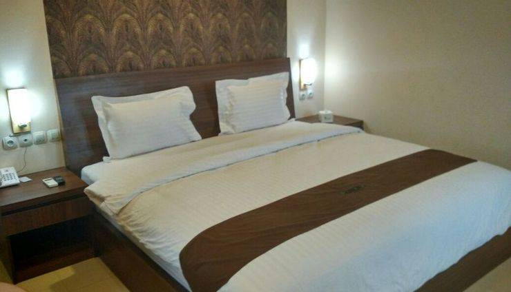 Aurora Hotel Jakarta Jakarta - Kamar Deluxe