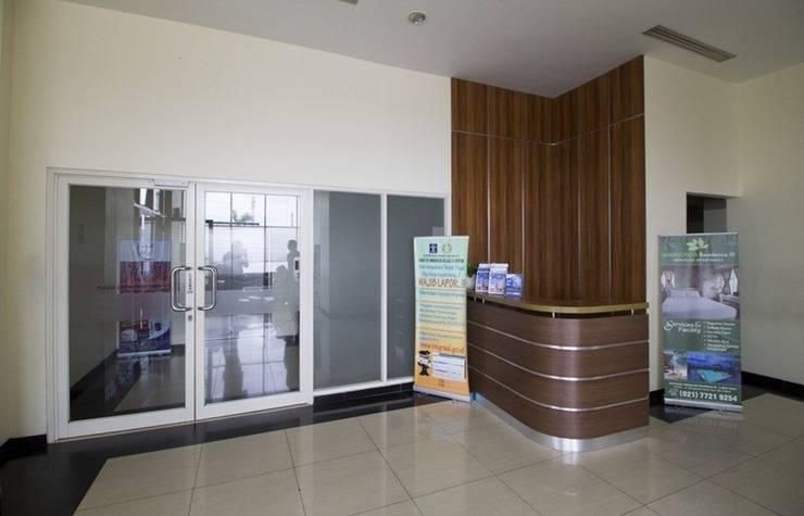 RedDoorz Apartment near D'Mall Depok - Lobi