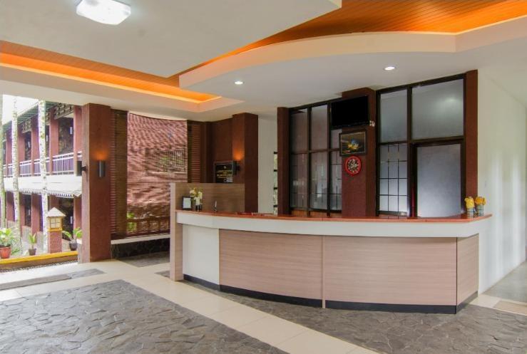 Rollaas Hotel and Resort Malang - Reception