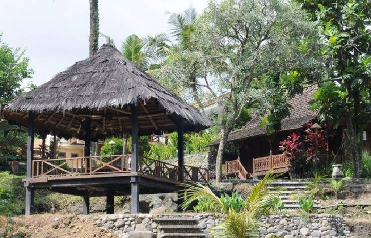 Padi Heritage Hotel Malang - gazebo