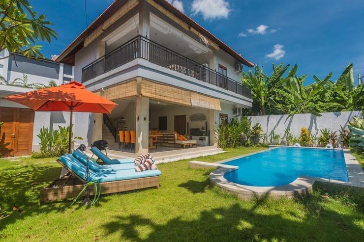 Villa Harmony Drupadi Bali - Exterior