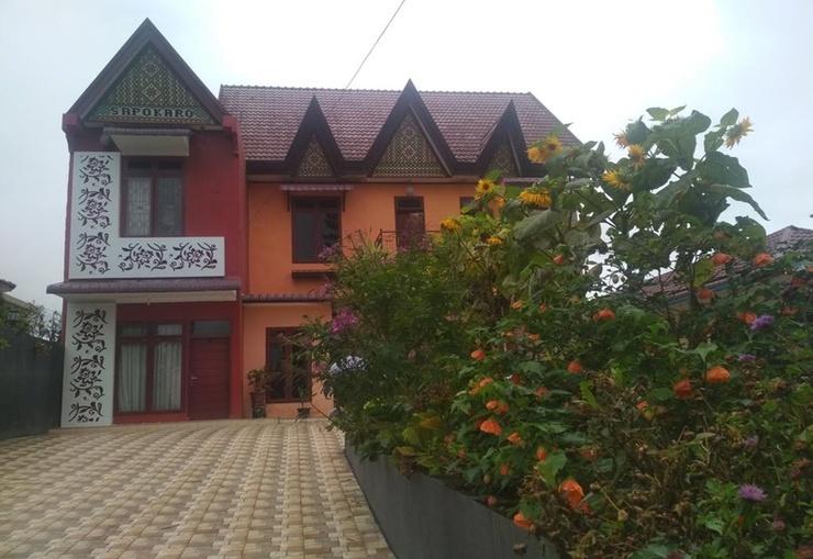 Sapo Karo Rest House Karo - Exterior