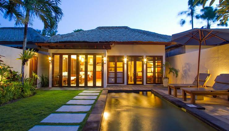 Bali Baliku Private Pool Villas Jimbaran - One Bedroom Private Pool Villa