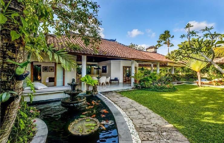 Villa Vitari Seminyak Bali - pemandangan