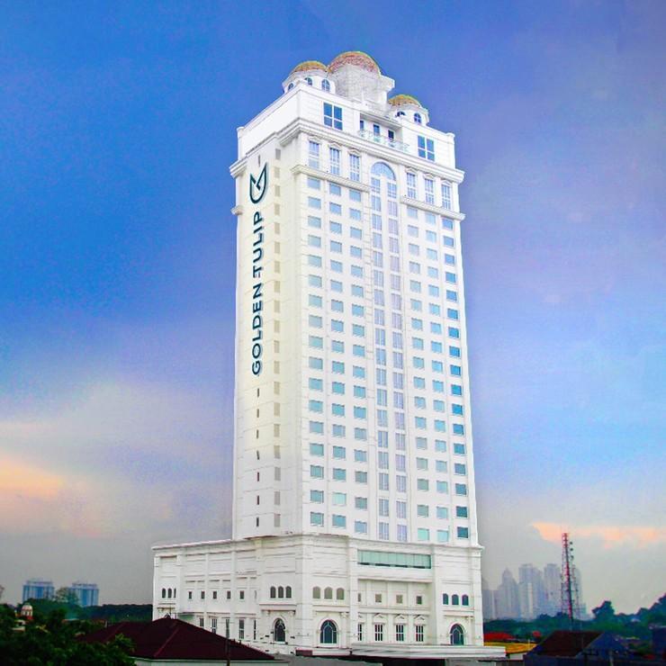 Golden Tulip Legacy Surabaya - Bangunan Luar