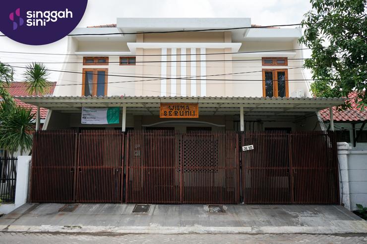 Singgahsini Wisma Seruni Tipe B Surabaya - Exterior
